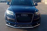 Кенгурятник Audi Q7 (05+) / ус одинарный