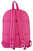 Рюкзак городской прогулочный YES ST-15 малиновый , 39*27.5*9 код: 553947, фото 4