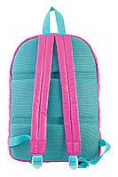 Рюкзак городской прогулочный YES ST-15 розовый 09, 39*27.5*9 код: 553953, фото 4