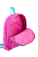 Рюкзак городской прогулочный YES ST-15 розовый 09, 39*27.5*9 код: 553953, фото 5