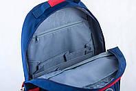 Рюкзак городской YES OX 335, синий, 30*48*14.5 код: 553987, фото 5