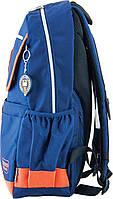 Рюкзак городской YES OX 324, синий, 30*47*15 код: 553991, фото 3