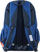 Рюкзак городской YES OX 324, синий, 30*47*15 код: 553991, фото 4