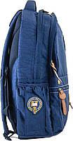 Рюкзак городской YES OX 194, синий, 28.5*44.5*13.5 код: 553997, фото 2