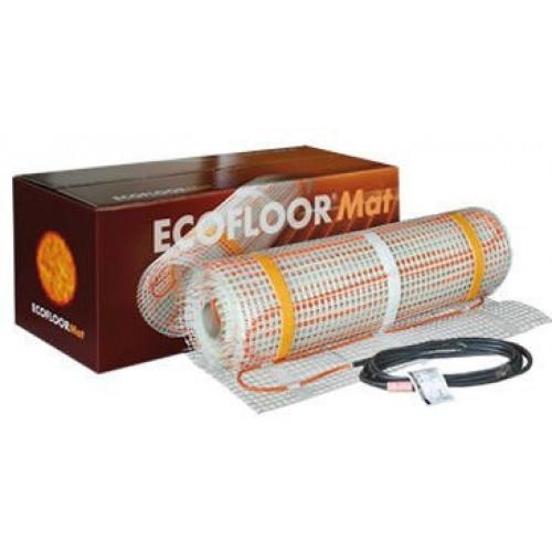 Теплый пол ультратонкий нагревательный мат Fenix CM 150 4.0 кв.м 600W комплект(СМ150/4)