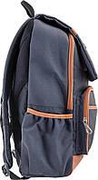Рюкзак подростковый YES OX 293, серый, 28.5*44.5*12.5 код: 553999, фото 2