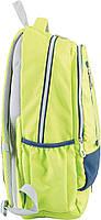 Рюкзак городской YES OX 331, зеленый, 29*47*14.5 код: 554017, фото 4