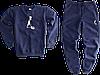 Трикотажный костюм Carhartt (Premium-class) черный, фото 3