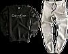 Трикотажный костюм Carhartt (Premium-class) черный, фото 8