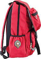 Рюкзак подростковый YES OX 228, красный, 30*45*15 код: 554032, фото 2