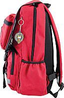 Рюкзак подростковый YES OX 228, красный, 30*45*15 код: 554032, фото 3