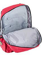 Рюкзак подростковый YES OX 228, красный, 30*45*15 код: 554032, фото 5