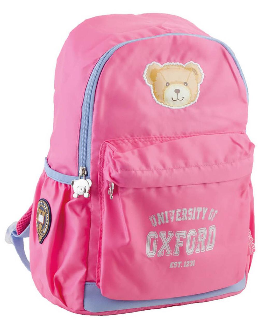 Рюкзак детский дошкольный YES OX-17 j031, 26*37*15.5 код: 554068
