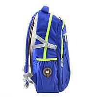 Рюкзак городской YES OX 312, синий, 31.5*47*13 код: 554077, фото 2