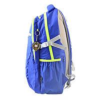 Рюкзак городской YES OX 312, синий, 31.5*47*13 код: 554077, фото 4