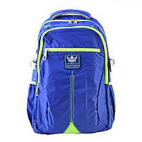 Рюкзак городской YES OX 312, синий, 31.5*47*13 код: 554077, фото 5