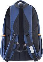 Рюкзак подростковый YES OX 280, синий, 29*45.5*18 код: 554080, фото 4