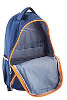 Рюкзак подростковый YES OX 280, синий, 29*45.5*18 код: 554080, фото 5