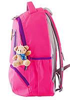 Рюкзак городской YES OX 280, розовый, 29*45.5*18 код: 554081, фото 4