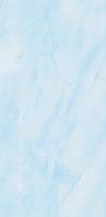 """Панель пластиковая Оникс Голубой  ON-02  """"Panelit""""  6,00м*0,25м*8мм"""