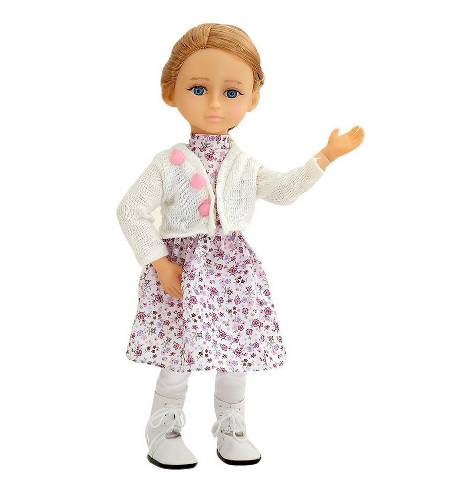 Интерактивная кукла Алиса с микрофоном и аксессуарами, высота 46 см