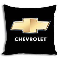 Подушка декоративная для авто с логотипом, фото 1