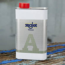 Универсальный разбавитель для антиобростайки и грунтовки SEAJET 011 THINNER A, 5л