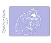 Трафарет для пряников Тайная жизнь домашних животных