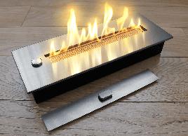 Топливный блок для биокамина Алаид Style 400 Gold Fire (AS400)