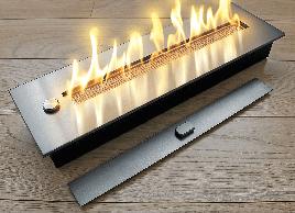 Топливный блок для биокамина Алаид Style 500 Gold Fire (AS500)