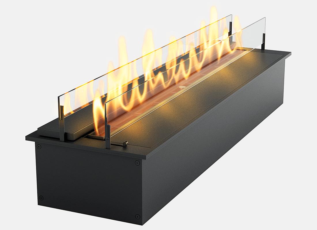 Топливный блок для биокамина Slider 700 Gold Fire (slider-700)