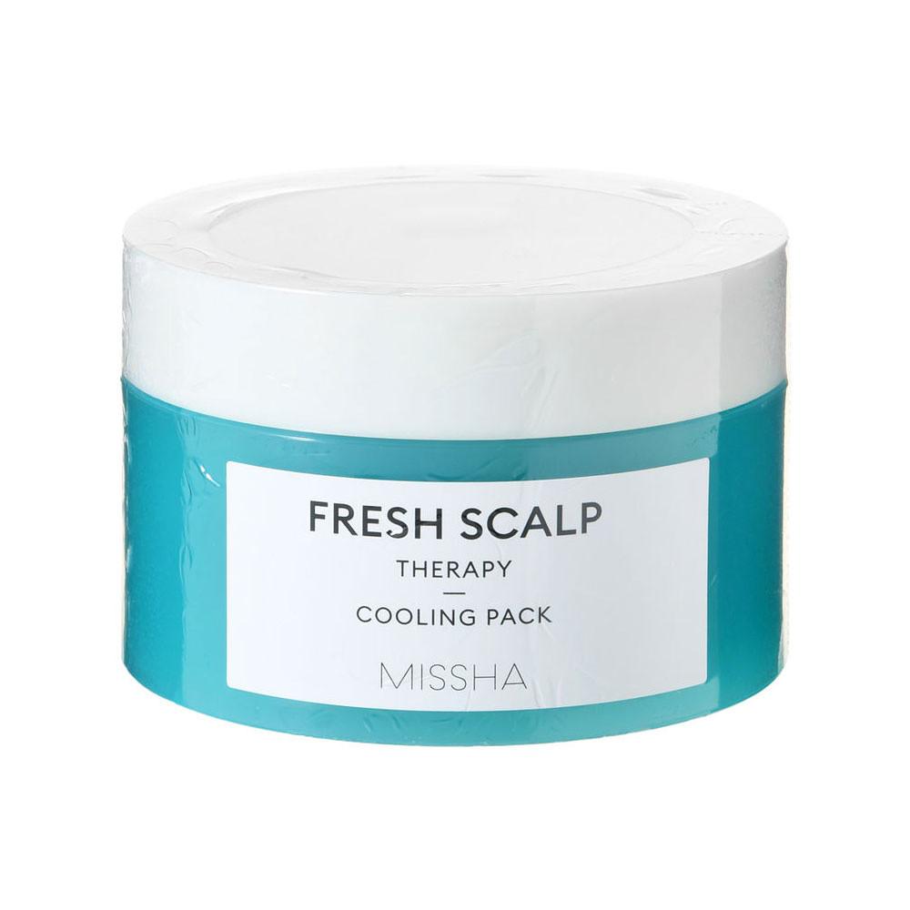 Охлаждающая маска для кожи головы MISSHA Fresh Scalp Therapy Cooling Pack, 200 мл