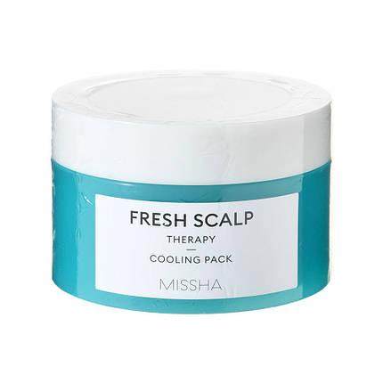 Охлаждающая маска для кожи головы MISSHA Fresh Scalp Therapy Cooling Pack, 200 мл, фото 2