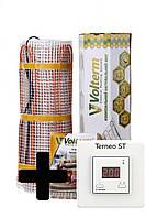 Теплый пол нагревательный мат Volterm Classic Mat 7.1 кв.м 1000W комплект(Classic Mat 1000), фото 1