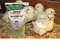 Премікс стартер для бройрера 2,5% (25кг)   KOUDIJS Каудайс (™ D-МІКС) Україна-Голландія