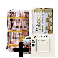 Теплый пол нагревательный мат Volterm Classic Mat 9.7 кв.м 1400W комплект(Classic Mat 1400), фото 1