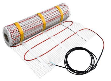 Теплый пол нагревательный мат IN-THERM ECO 200, 2.7 кв.м 550W комплект