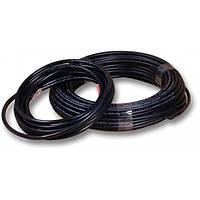 Нагревательный кабель двужильный ADPSV 30 Вт/м для уличного обогрева 44м / 3,5-5,3 м2 / 1300 Вт