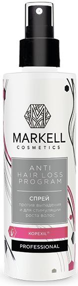 Cпрей против выпадения и для стимуляции роста волос