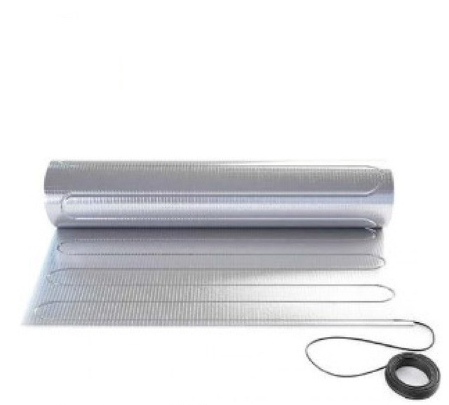 Теплый пол In-Therm AFMAT 150 алюминиевый мат 150 Вт/м.кв. 0.5/7 м (AFMAT 525)