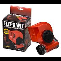Сигнал воздушный CA-10424 Еlephant, 24V, красный