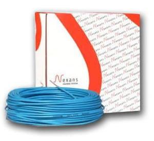 Теплый пол Nexans TXLP/2R 1370/17 двужильный кабель  8,1-10,1 м2(000000721)