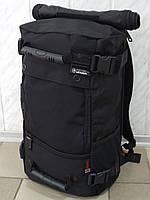 Стильный и практичный мужской городской рюкзак-сумка WITZMAN 2018