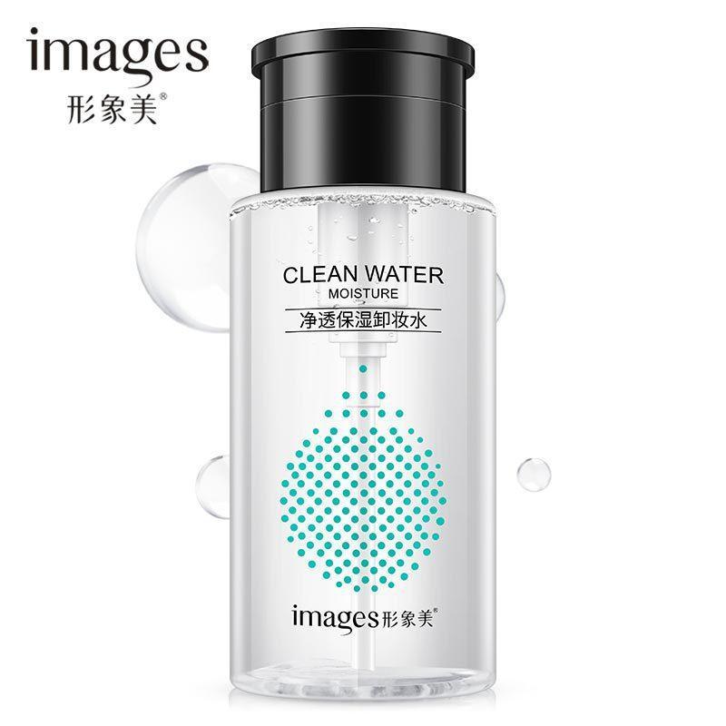 Мицелярная вода увлажняющая Images Clean Water Moisture (200мл)