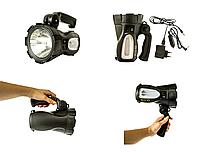 Фонарь-прожектор ZUKE 2126 Темно-зеленый