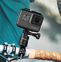 Крепление для Xiaomi(крепление на велосипед, на трубу) 360° для экшен-камеры Xiaomi, фото 3