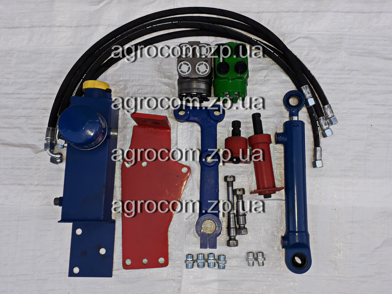 Комплект переоборудования рулевого управления ЮМЗ-6, Д-65 под дозатор.
