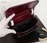Сумка Ів Сен Лоран 22 і 29 см натуральна шкіра, фото 6