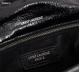 Сумка Ив Сен Лоран 22 и 29 см натуральная кожа, фото 8