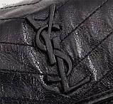Сумка Ив Сен Лоран 22 и 29 см натуральная кожа, фото 9